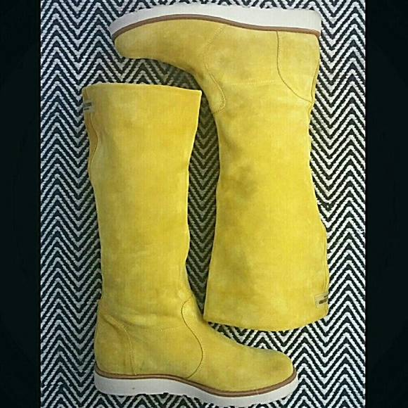 f6900ad7e5a2 Ilse Jacobsen Shoes - ILSE JACOBSEN Suede Tall Boots